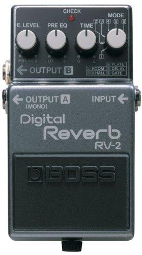 History of BOSS Delay: RV-2