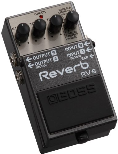 History of BOSS Delay: RV-6