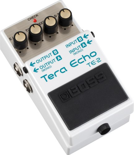 History of BOSS Delay: TE-2