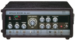 History of BOSS Delay: RE-201