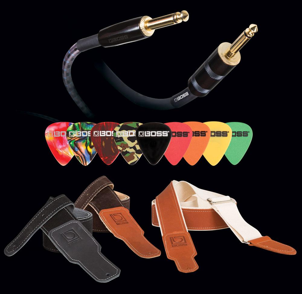 BOSS accessories