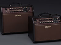 Introducing the BOSS Acoustic Singer Amp Series