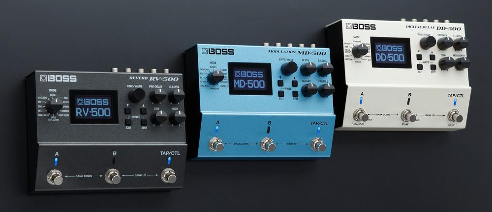 BOSS 500 Series.