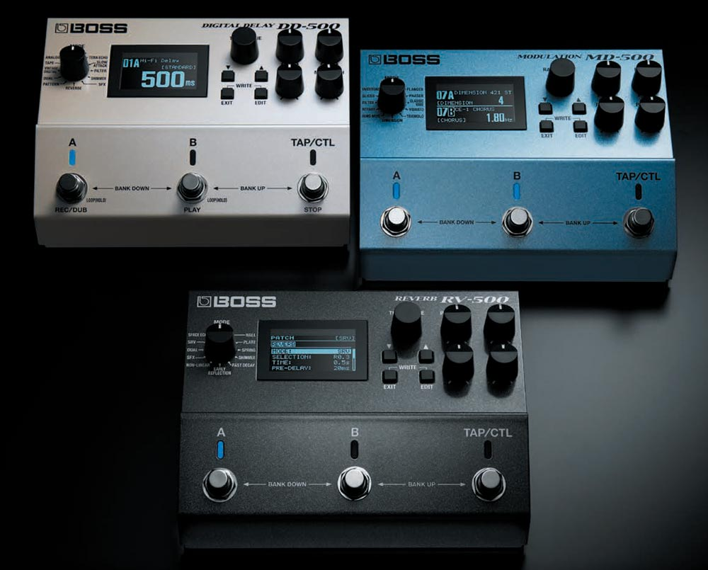DD-500 Version 2 Software Update Released - BOSS U S  Blog