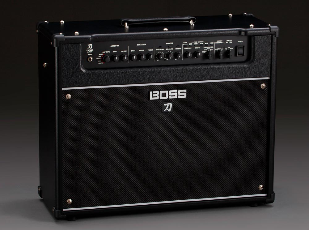 BOSS Katana-Artist Guitar Amplifier.