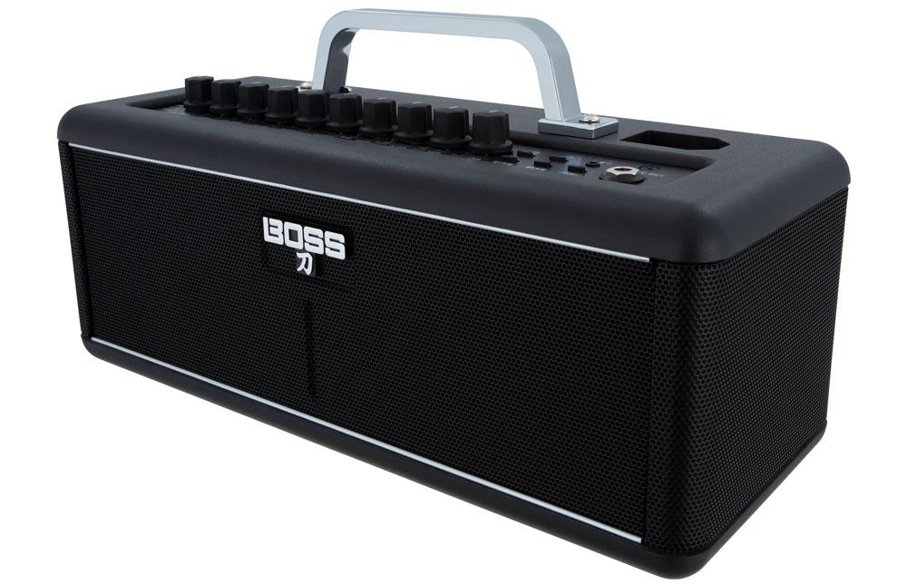 BOSS Katana-Air wireless guitar amplifier.
