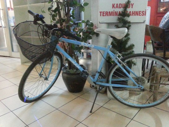 Kiralık Bisiklet