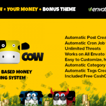 Plugin dan themes buat main affiliate di envato network