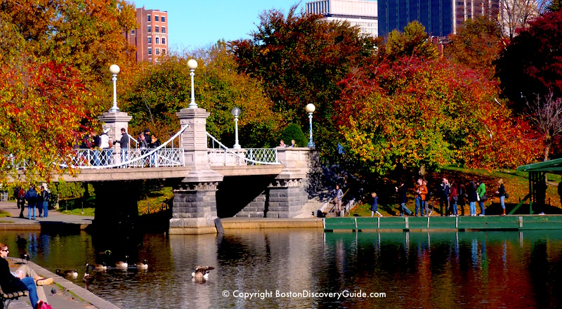 Boston Weather In October What To Expect Boston