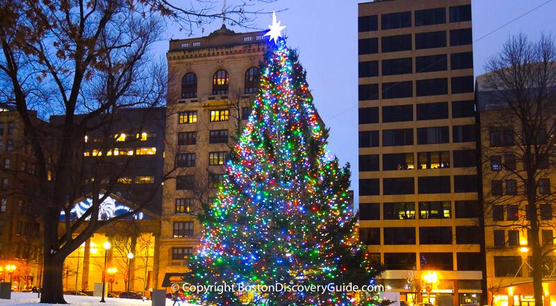 Best Things To Do In Boston In December 2017 Boston