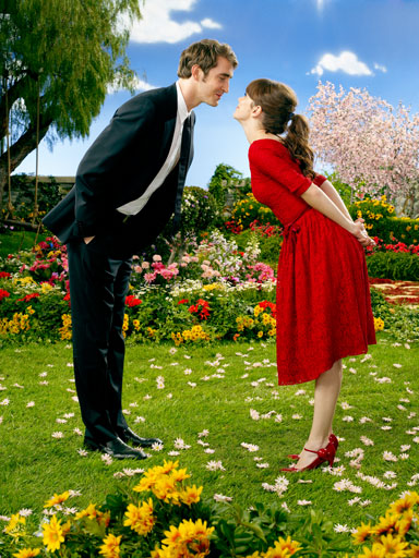 Ned and Chuck from Pushing Daisies