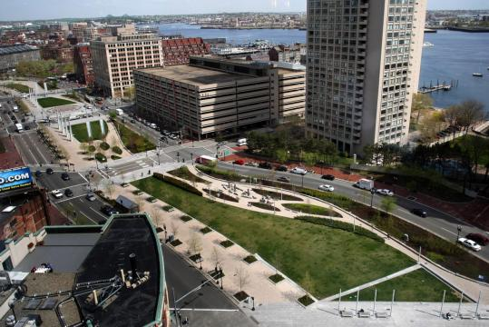 Rose Kennedy Greenway Paradise Or Work In Progress Ment