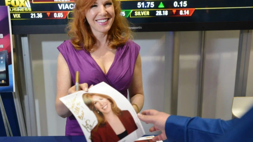Liz Claman Comes Back To Boston For Cable And Pancakes Boston Com