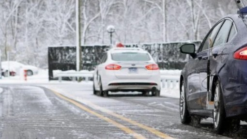 HD Decor Images » Could a self driving car ever work in New England s snow    Boston com
