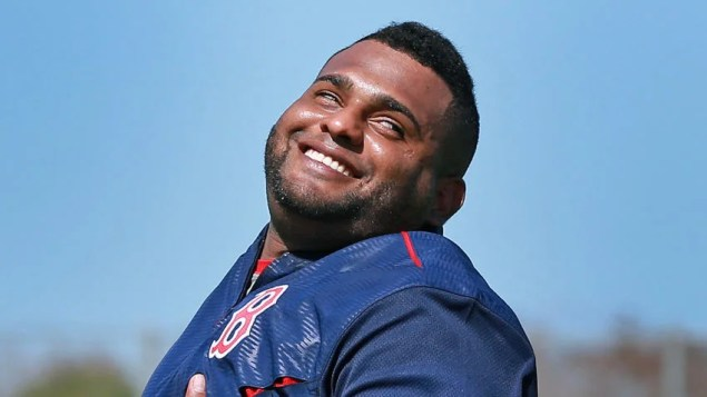 Image result for pablo sandoval fat smiling