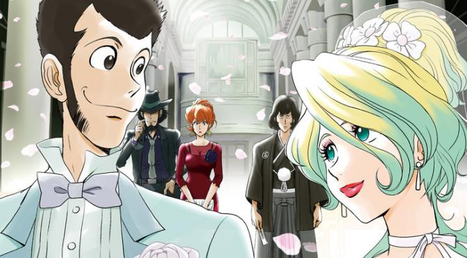 Image result for lupin the third the italian game