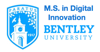 Bentley MS in Digital Innovation degree