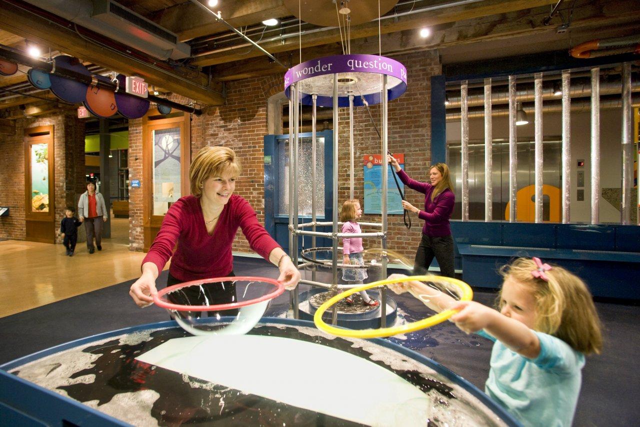 Floor Plan Boston Children S Museum