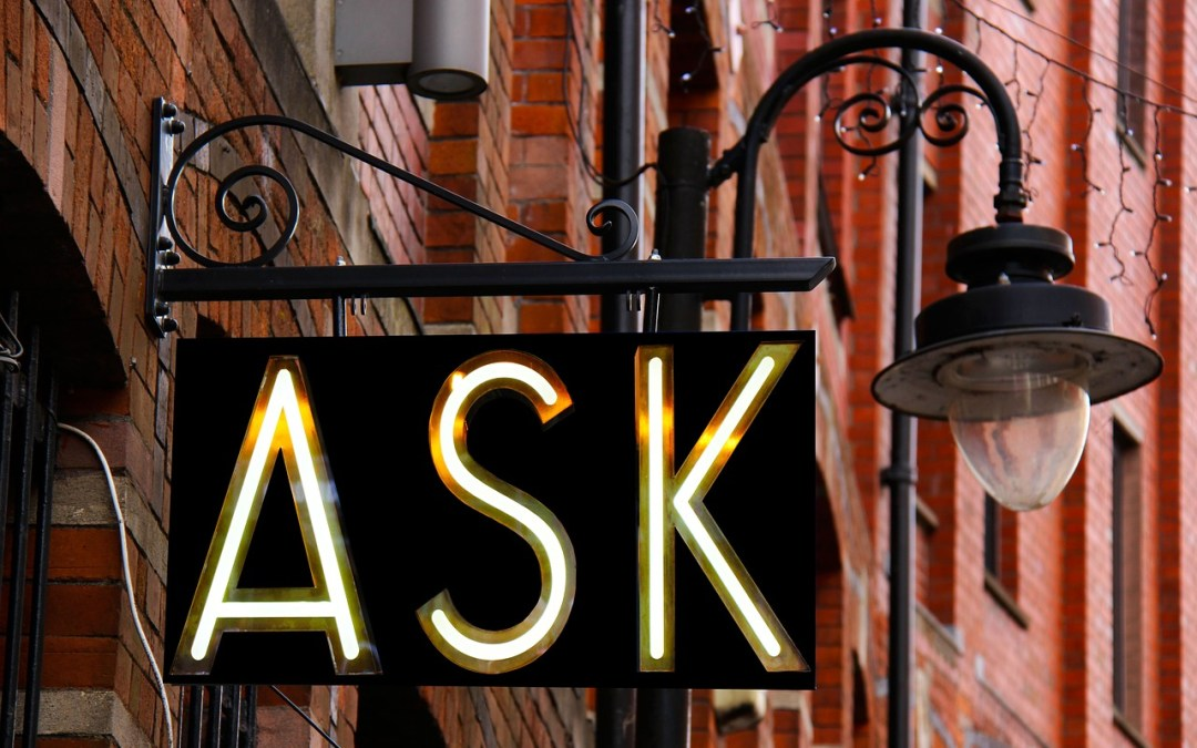 """Asking the Right Questions: """"How might we…"""""""