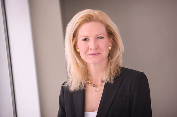 woman executive headshot