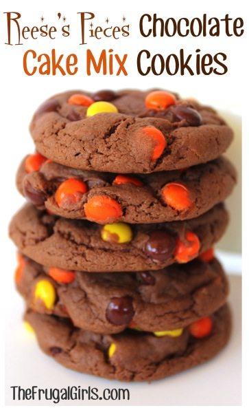 Reeses-Cake-Mix-Cookies-Recipe