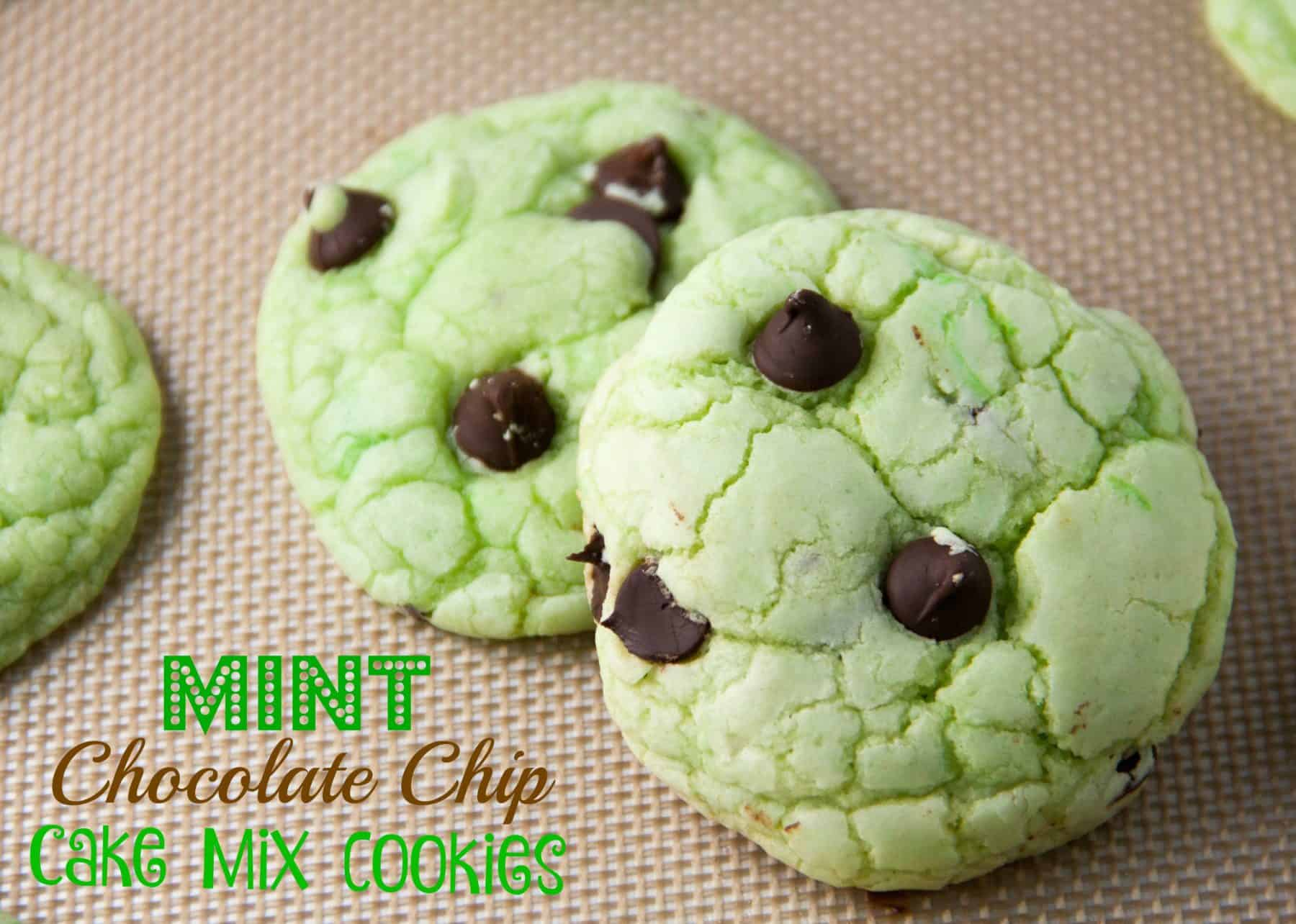 Cookies From White Cake Mix Recipe