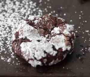 flourless fudge cookies 2
