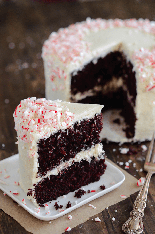 Peppermint Candy Cake Recipes