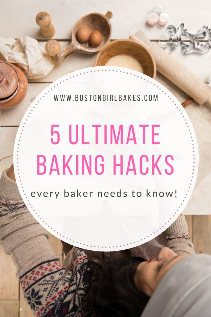 5 Baking Hacks You Need To Know!
