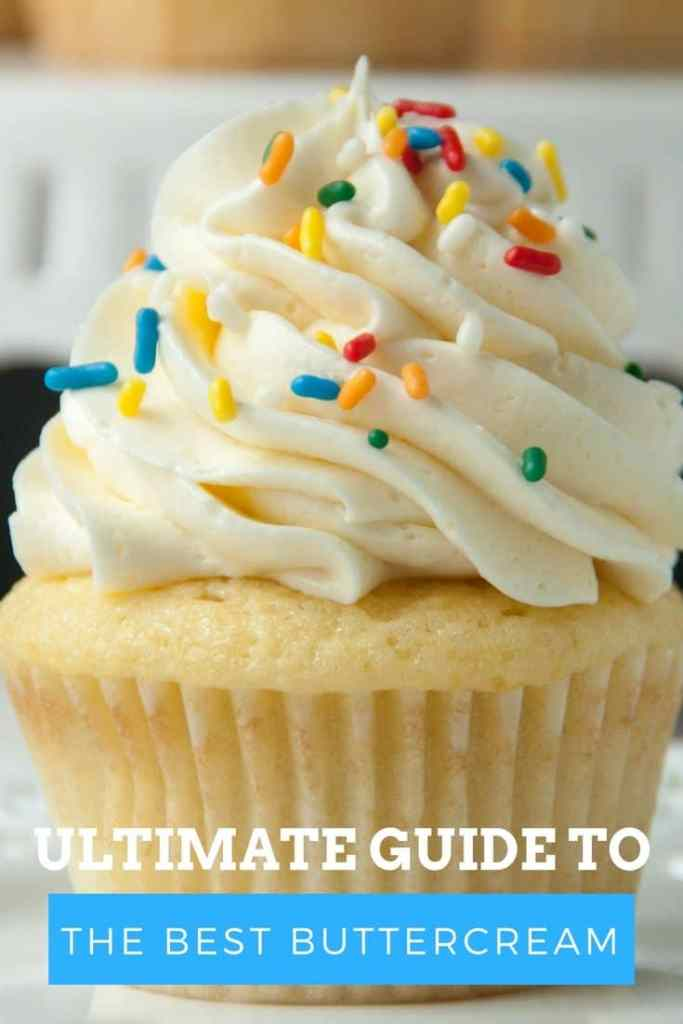 ultimate guide to making the best buttercream icing