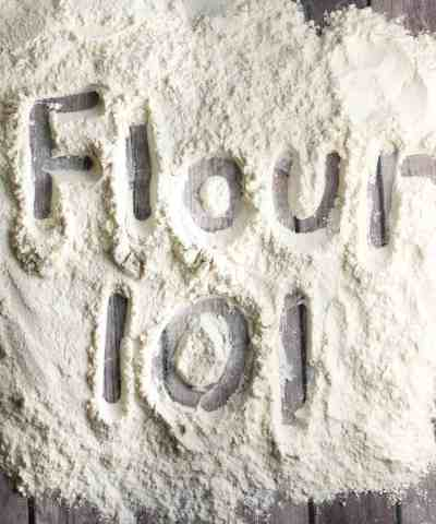 What Are The Different Flours? (And How To Use Them!)