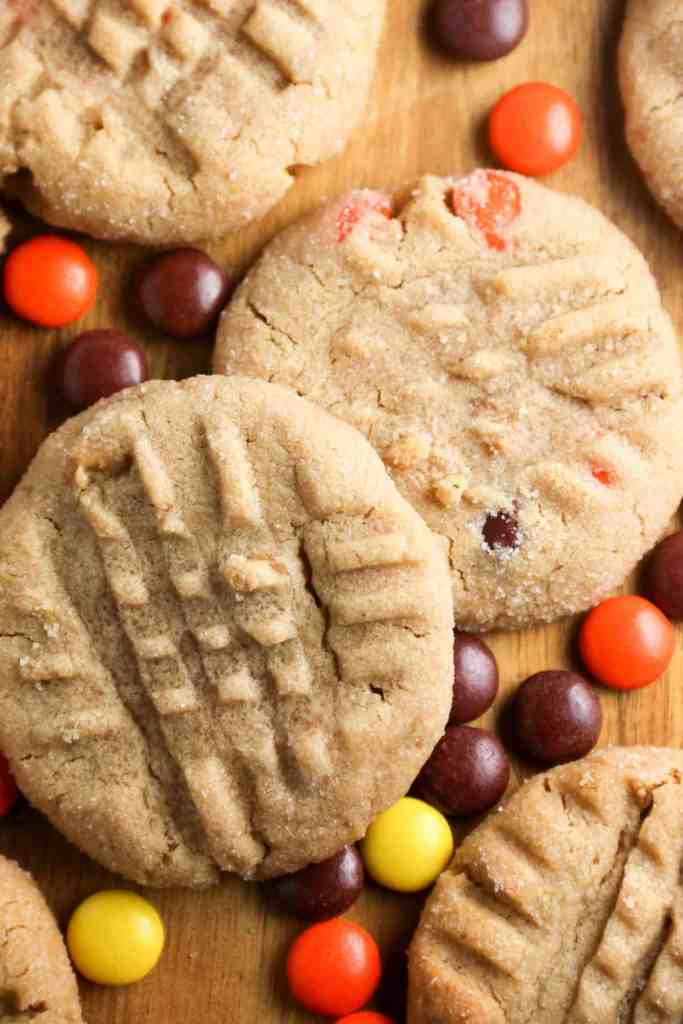 Reese's Peanut butter cookie recipe