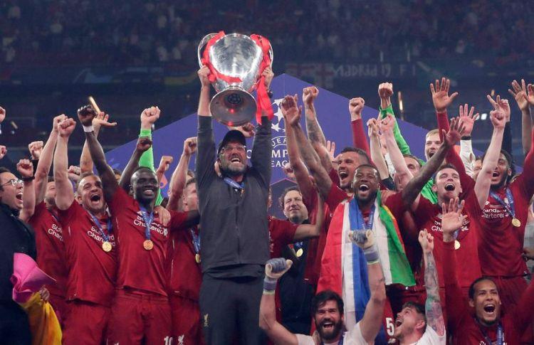 Liverpool beats Tottenham in Champions League final - The ...