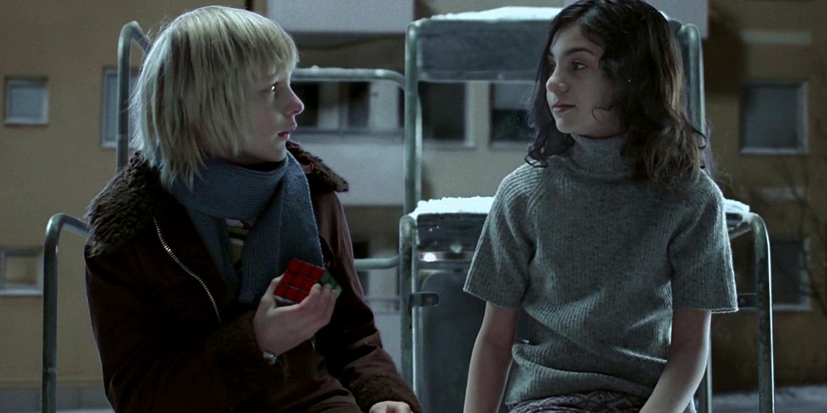 Image result for let the right one in 2008