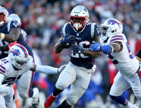 Game Day Archive: Patriots wrangle Bills – Boston Herald