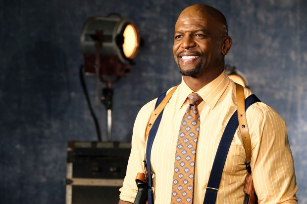 BROOKLYN NINE-NINE: Terry Crews as Terry Jeffords -- (Photo by: Trae Patton/NBC)