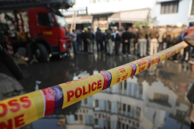 Image result for delhi hotel fire