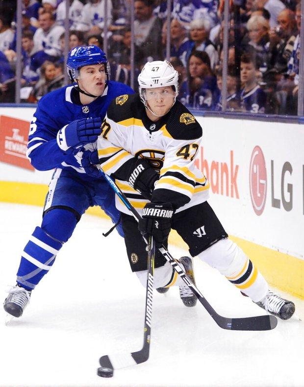 Boston Bruins Defenseman Torey Krug S Value Continues To Climb