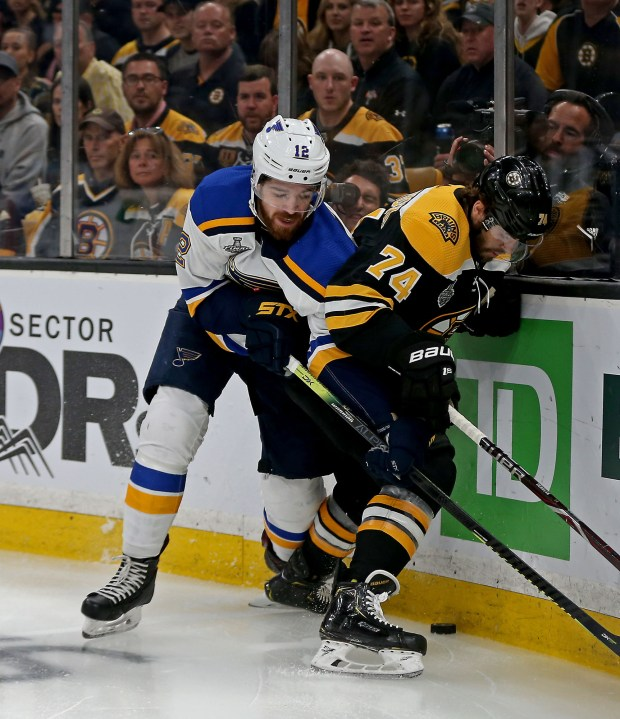 Blues Land In St. Louis, They Hope For The Final Time