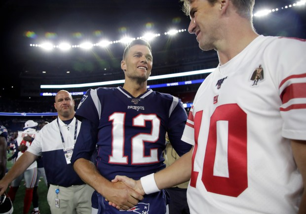 Tom Brady Patriots Will End Cleaner Than Eli Manning And Giants