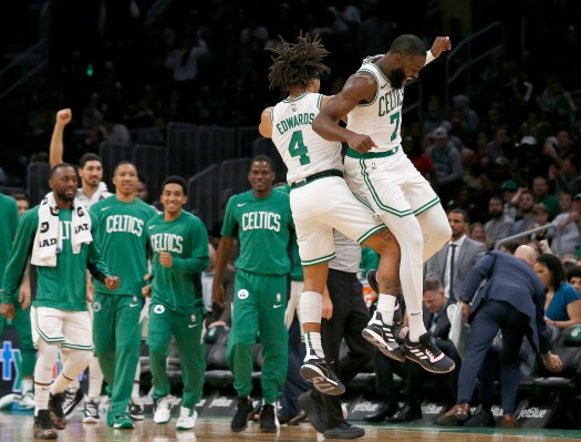 Celtics' Jaylen Brown agrees to contract extension ...