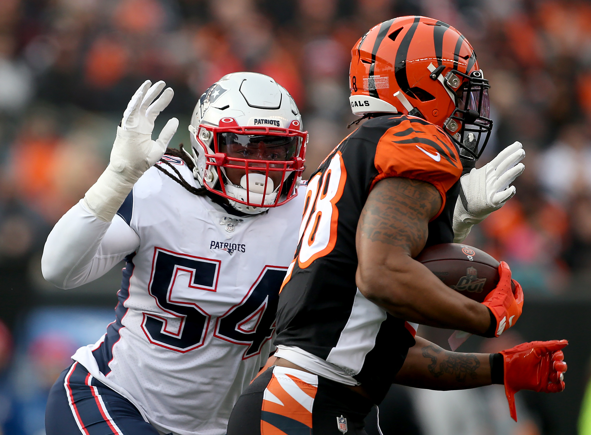 Patriots will have key opt-outs Donta Hightower, Patrick Chung and Marcus Cannon returning