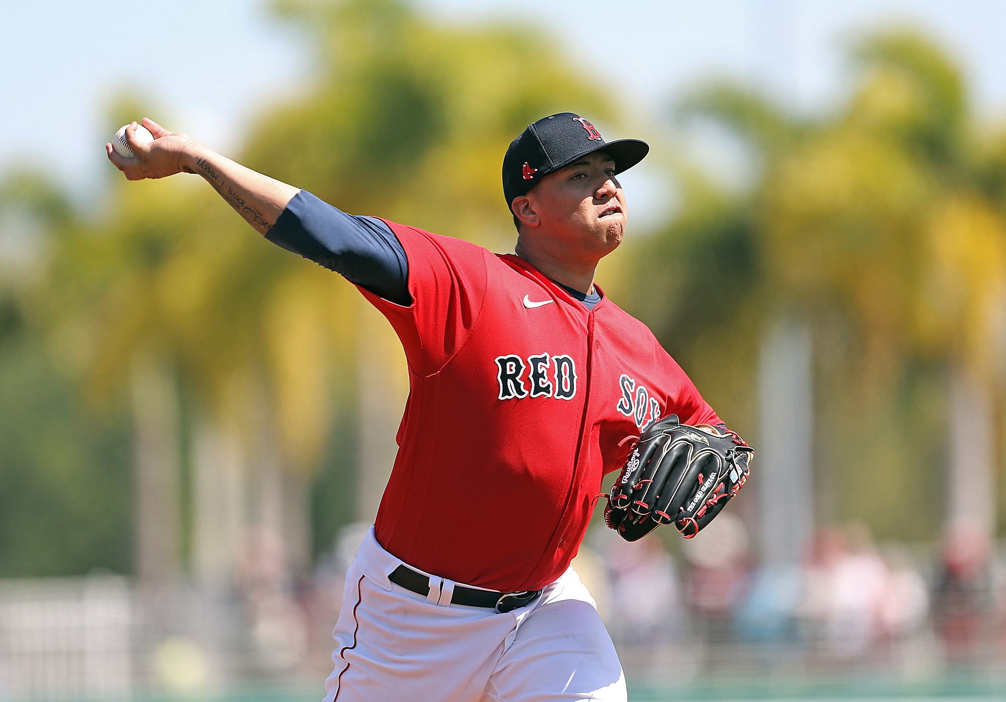 Red Sox top pitching prospect Bryan Mata has tear in UCL