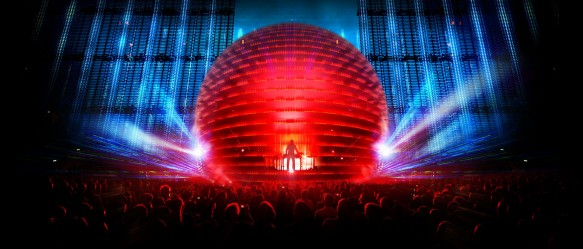 Image result for jean michel jarre boston