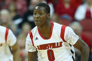 Celtics' first-round draft pick Terry Rozier
