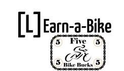 Learn-a-bike logo