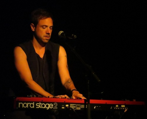 The Airborne Toxic Event at Clifton Park, NY Photo by Julie Stoller