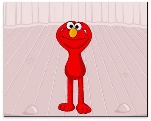 Sesame Street - Heads Shoulders Knees Toes