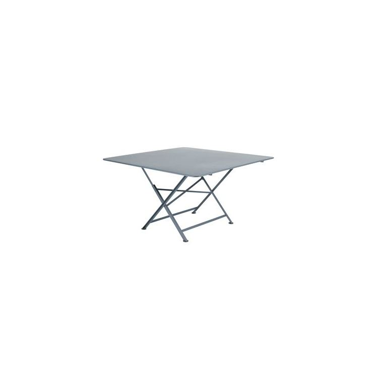 table pliante gris orage 4 6 personnes