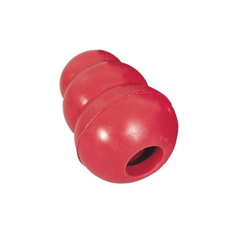 jouet chien kong 15cm classic giant rouge
